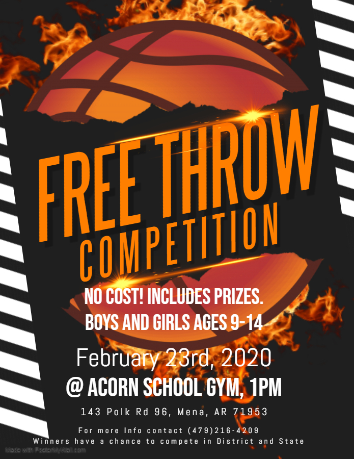 ~Free throw Competition~