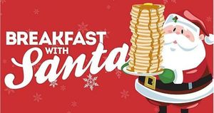 ****Breakfast with Santa****