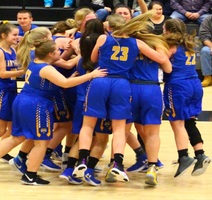 ACORN Sr. Girls Basketball Undefeated In Conference