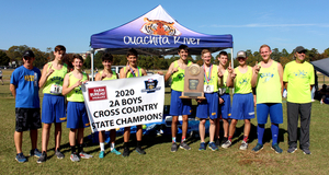 The Acorn Cross Country Underdogs Take State