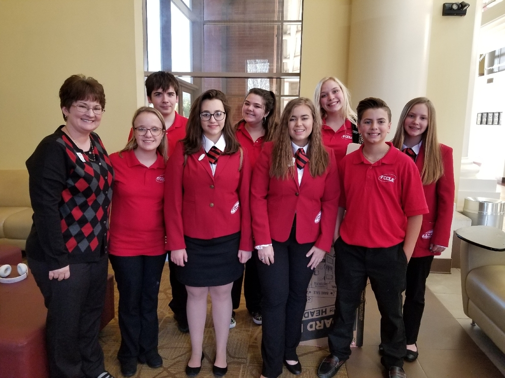 Acorn FCCLA Star Events Competitors