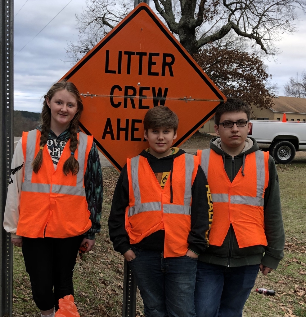 Oden Woods & Waters Club Adopt-A-Highway