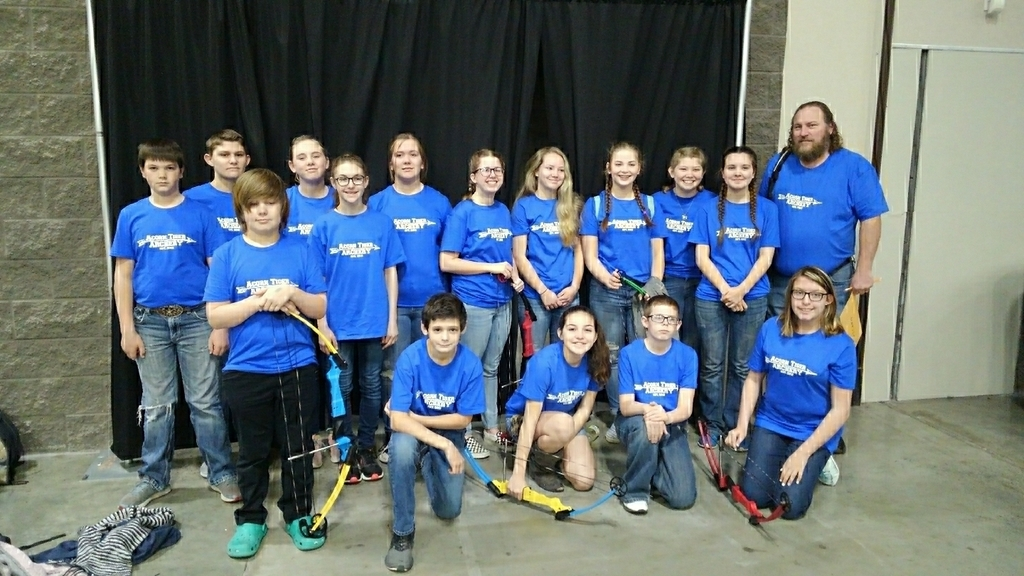 Acorn Middle School Archery Team