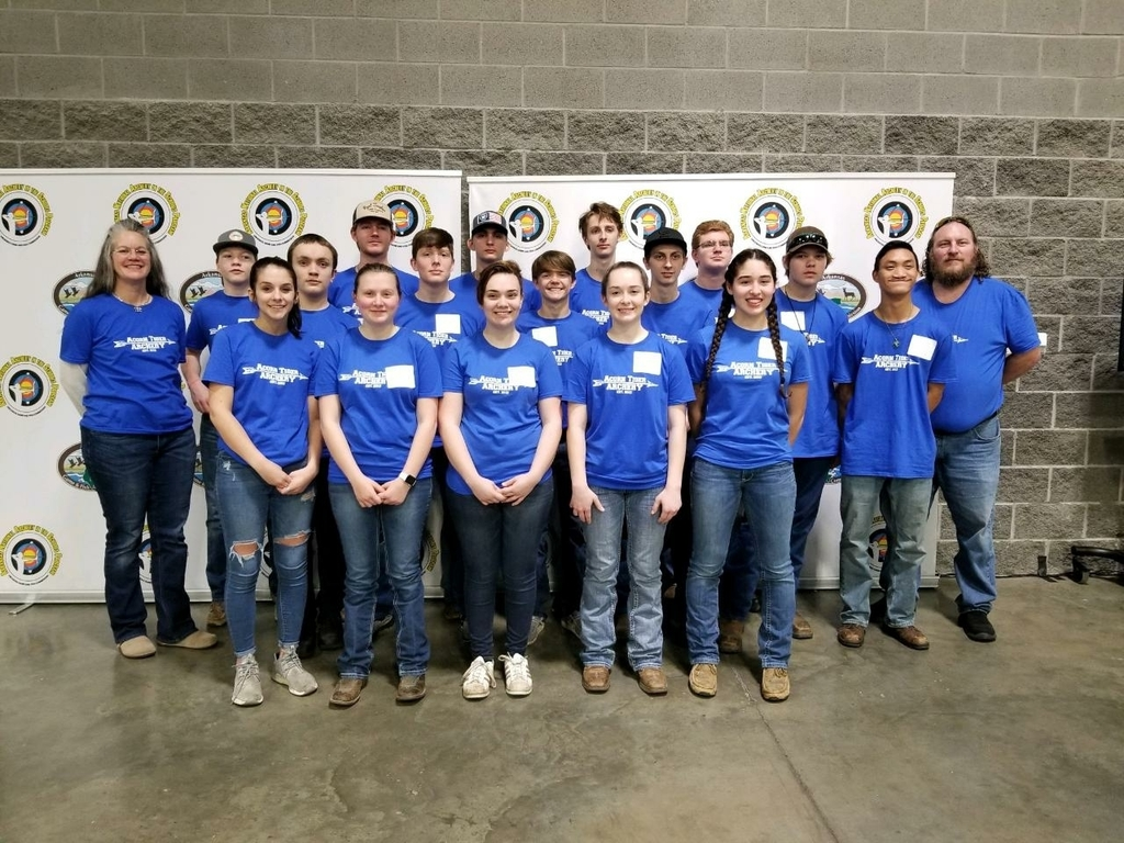 Acorn High School Archery Team