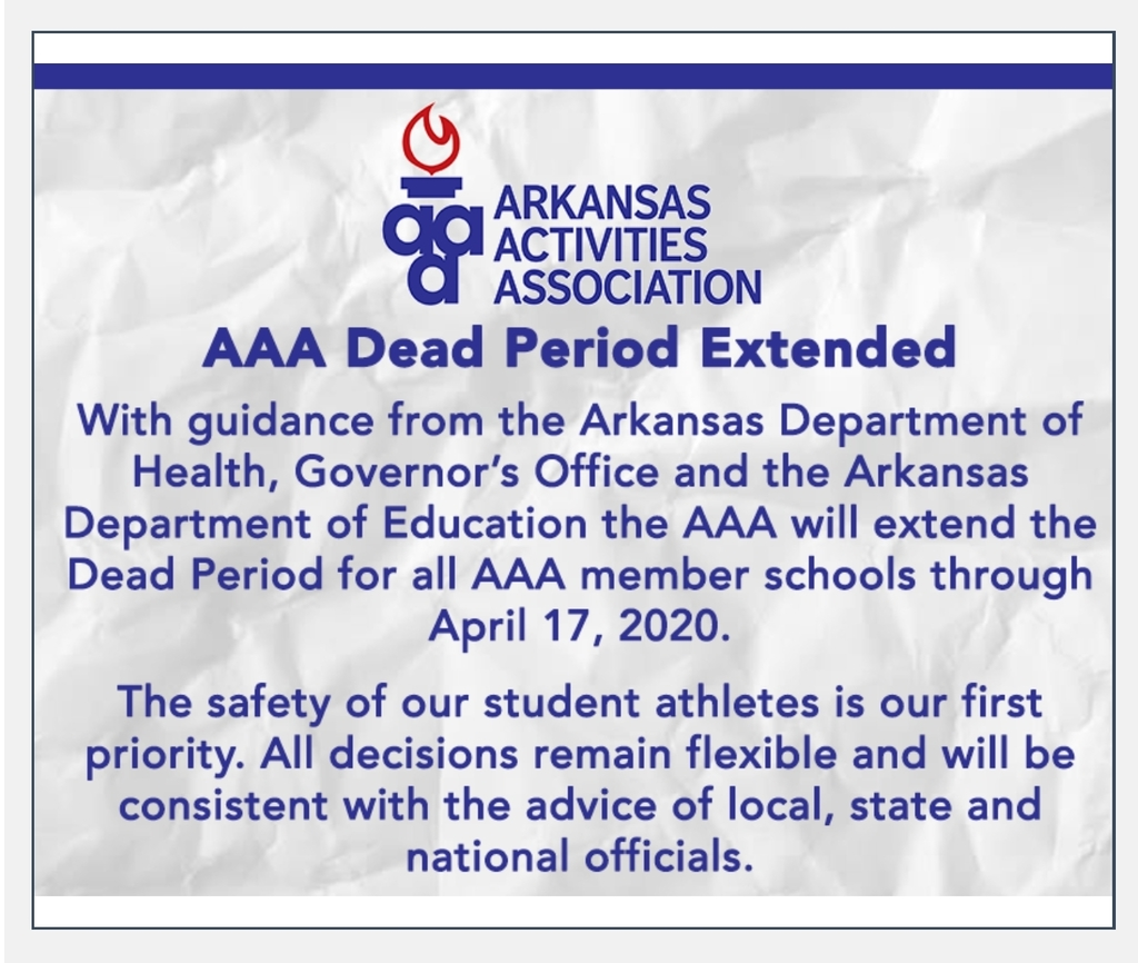 AAA Dead Period Extended