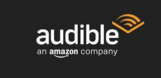 Audible an Amazon company logo